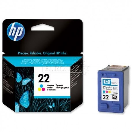 HP22Tri-colorOriginalInkCartridge
