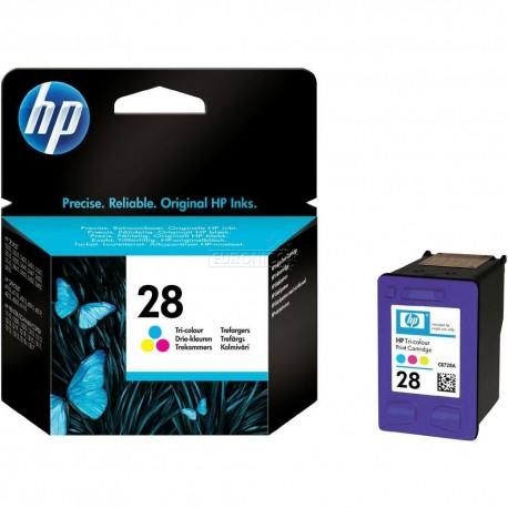 HP28Tri-colorOriginalInkCartridge