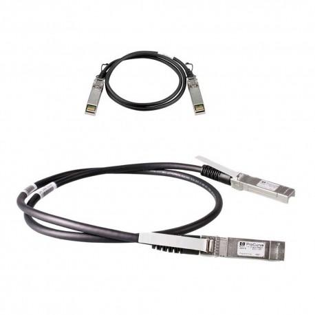 Aruba 10G SFP to SFP 7m DAC Cable