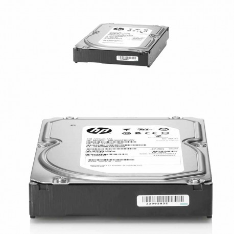 HPE 1TB 6G SATA 7.2K rpm LFF 3.5in Non-HP
