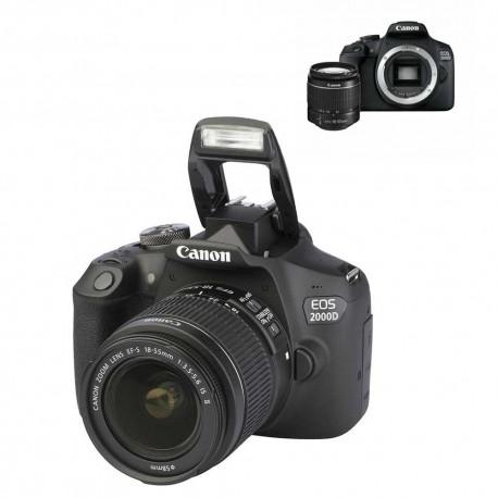 CANON EOS 2000D 18-55 DC