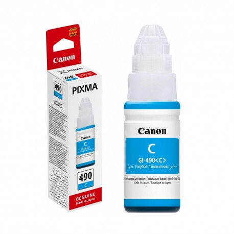 CANON Boutteile INK GI-490 C EMB