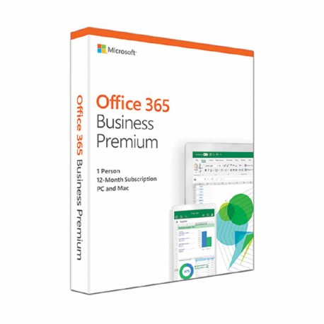 O365 Bus Prem Retail French Subscr 1YR Africa Only