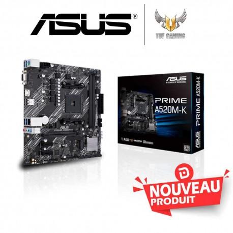 ASUS Carte mère PRIME A520M-K