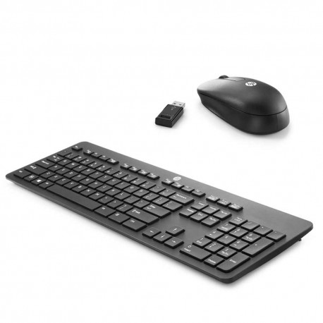 HP Slim Wireless KB and Mouse Ar FR