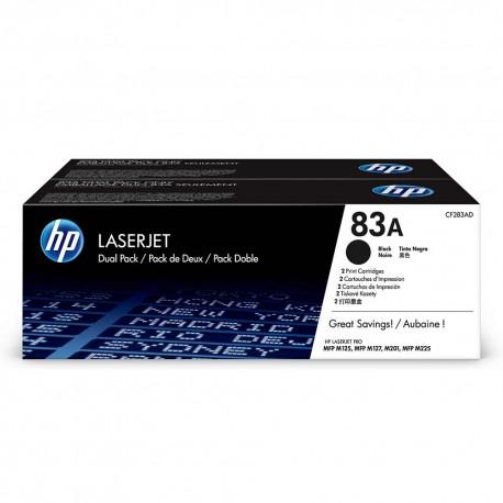 HP83A2-packBlackOriginalLaserJetTonerCartridges