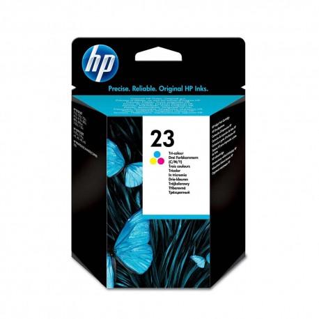 HP 23 Large Tri-color Inkjet Print Cartridge