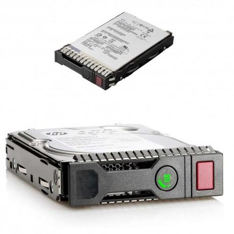 HPE 2.4TB SAS 12G Enterprise 10K SFF 2.5in SC 3y