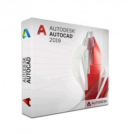 AutoCAD LT 2019 Commercial New Single-user ELD 3-Y